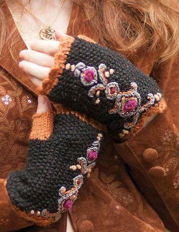 imagenes de tejidos de lana para las manos