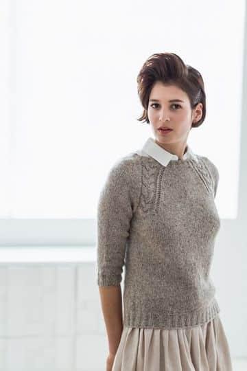 imagenes de tejidos de lana para mujer