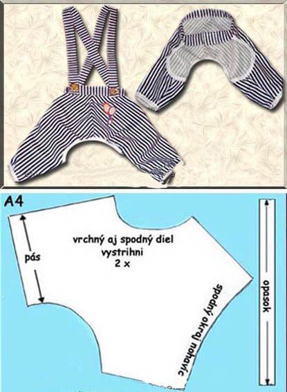 patrones de ropa para perros macho