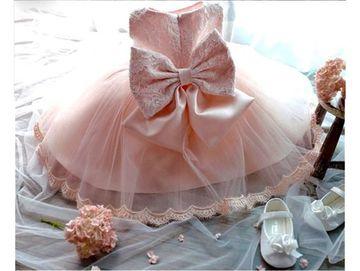 imagenes de vestidos para bebes para bodas