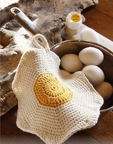 toma ollas a crochet creativos