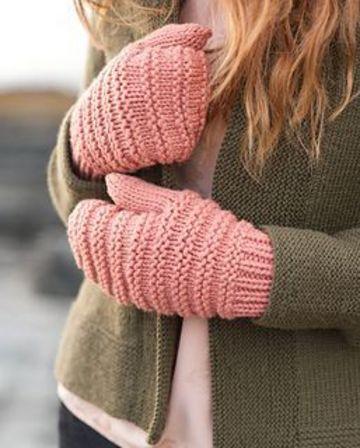 manoplas tejidas a crochet para mujeres