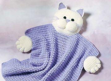 mantitas de apego para bebes de gatito