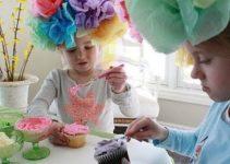 Los sombreros creativos para niños tan originales como ellos