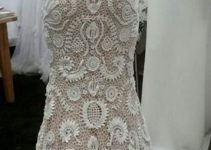 El tejido irlandes a crochet y su aplicaciones en la moda
