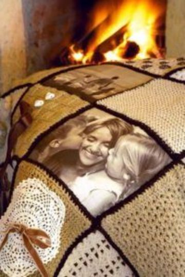 tejidos a crochet para colchas personalizadas