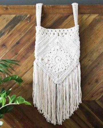 tejidos artesanales a crochet juvenil