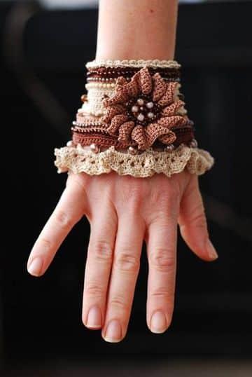 tejidos artesanales a crochet para mujeres