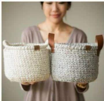 tejidos artesanales a crochet utiles