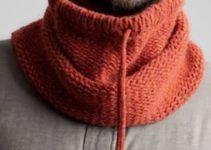 Cuellos de lana para hombre elegantes y a la moda
