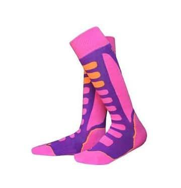 calcetines termicos para el frio de mujeres