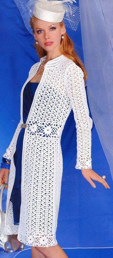 chompas tejidas a crochet para damas elegantes