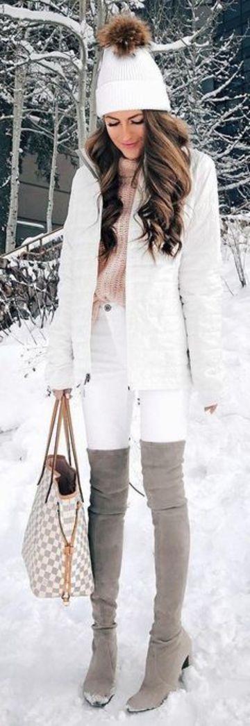 como vestirse para el frio y a la moda