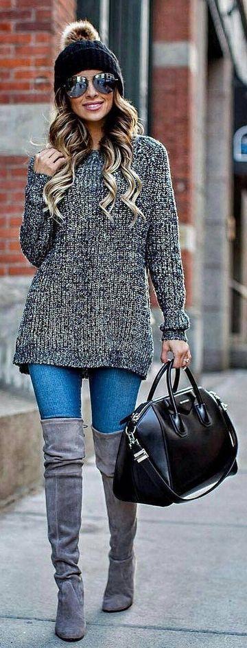 como vestirse para el frio y casual