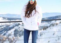 Como vestirse para el frio y lucir muy a la moda