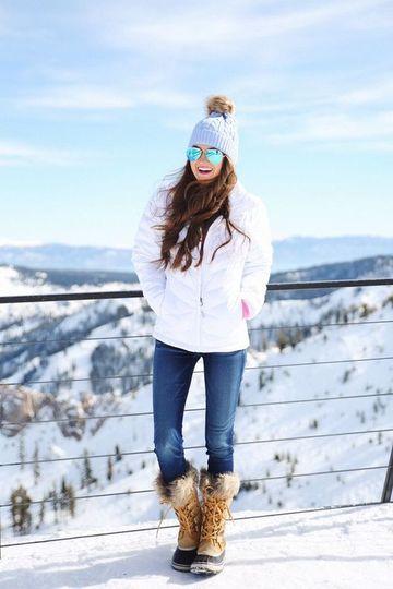 como vestirse para el frio y juvenil