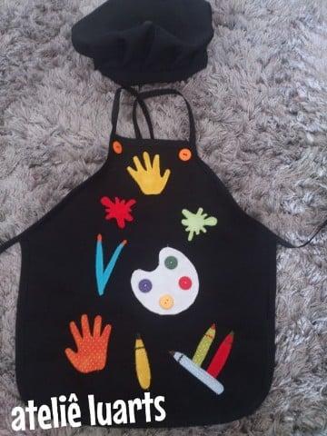 mandiles para niños de inicial creativos