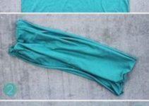 Materiales para hacer una bufanda reciclada o nueva