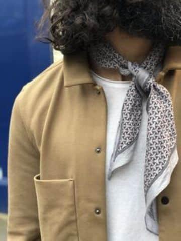 pañuelos de cuello para hombres casual