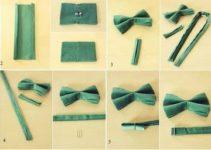 Diferentes y sencillas maneras de como hacer un corbatin