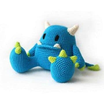 muñecos tejidos a crochet para niños