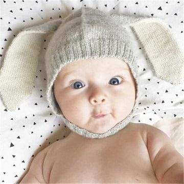 Idea de orejas de conejo para niños