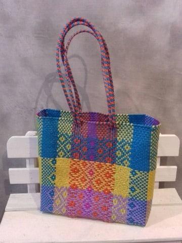 bolsas artesanales tejidas mexicanas