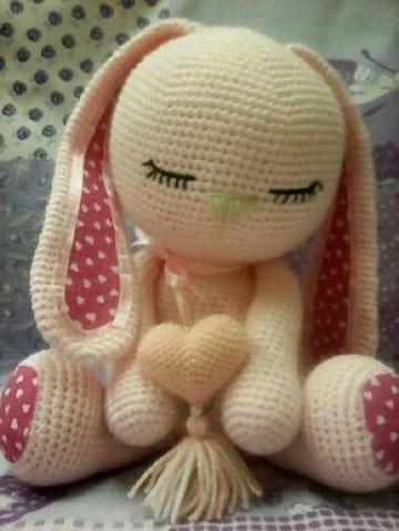 imagenes de muñecos tejidos a gancho