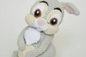 Hermosos muñecos tejidos a gancho con forma de animales