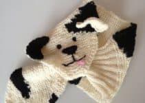 Bufandas para niños a crochet con sus animales favoritos