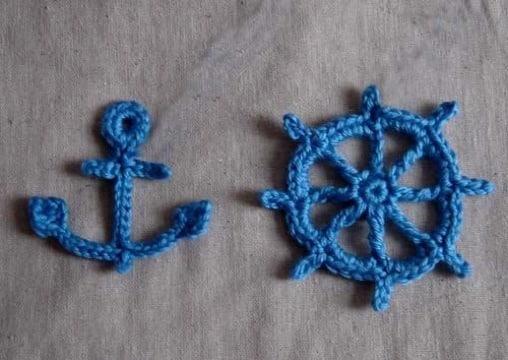 como hacer figuras en crochet paso a paso