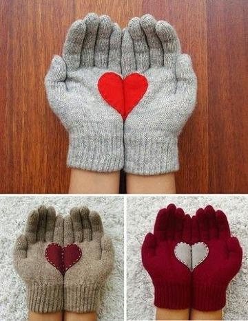 como tejer guantes paso a paso facil