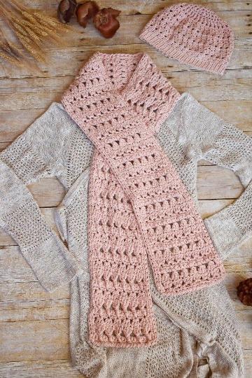 ideas de como hacer bufandas faciles y bonitas