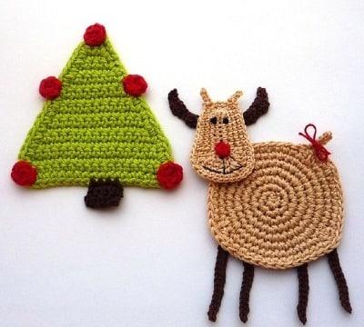 imagenes de figuras en crochet paso a paso