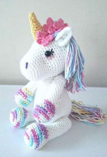 imagenes de muñecos tejidos a crochet paso a paso