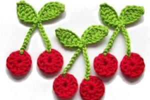 Sencillas y decorativas figuras en crochet paso a paso