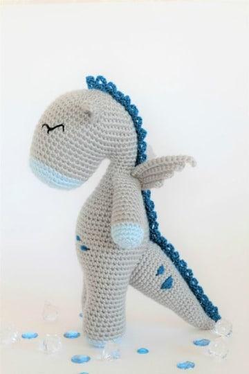 modelos de muñecos de lana a crochet