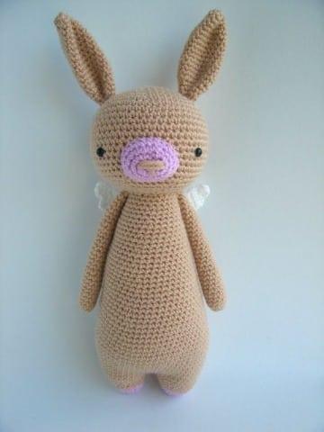 muñecos de lana a crochet faciles