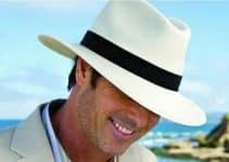 Tejidos sombreros de playa para hombre verano 2019