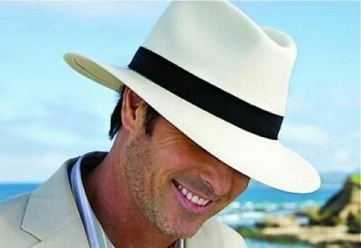 ideas sombreros de playa para hombre