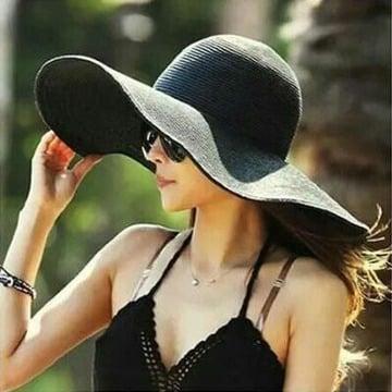 imagenes de sombreros de playa para mujer
