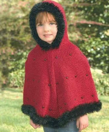 modelos de capitas tejidas a crochet para niña