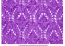 4 muestras de tejido de gancho para manteles y tapetes