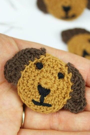 perros tejidos a crochet paso a paso facil