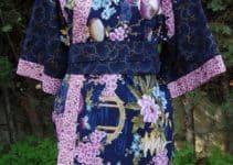 Kimonos cortos japoneses una prenda de 1000 años