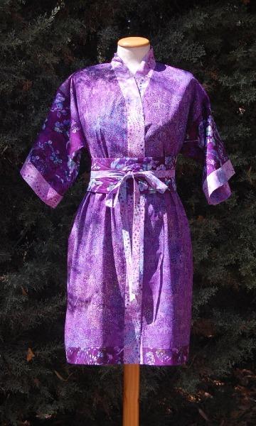 kimonos cortos japoneses patrones