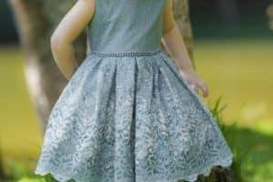 Geniales vestidos de niña de tres años hasta 5 años