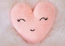 5 intrucciones para hacer un corazon a crochet paso a paso