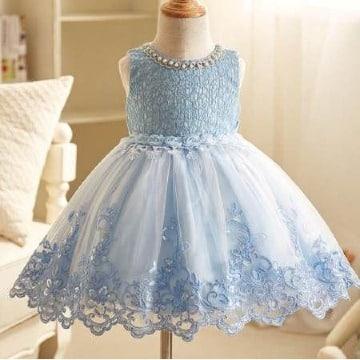 diseños de vestidos para nena de 2 años