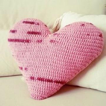 imagenes de corazon a crochet paso a paso